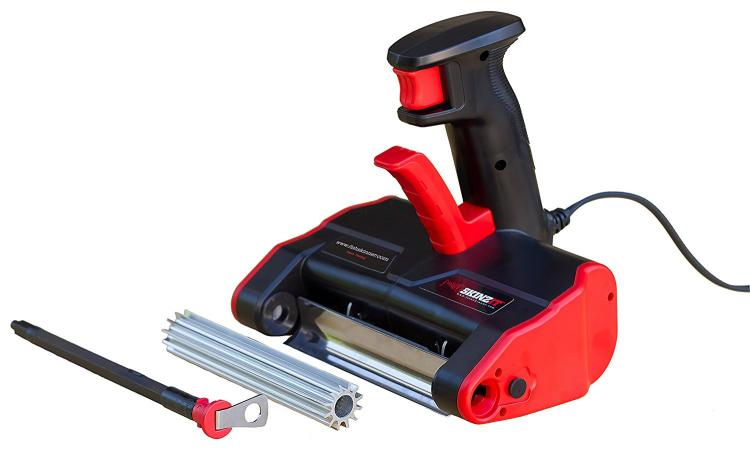 Skinzit An Electric Fish Skinner That Skins Fish In Seconds
