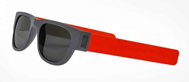 Slapsee Slap Wrist Sunglasses - Red