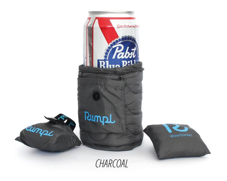 Mini Sleeping Bag Beer Koozie