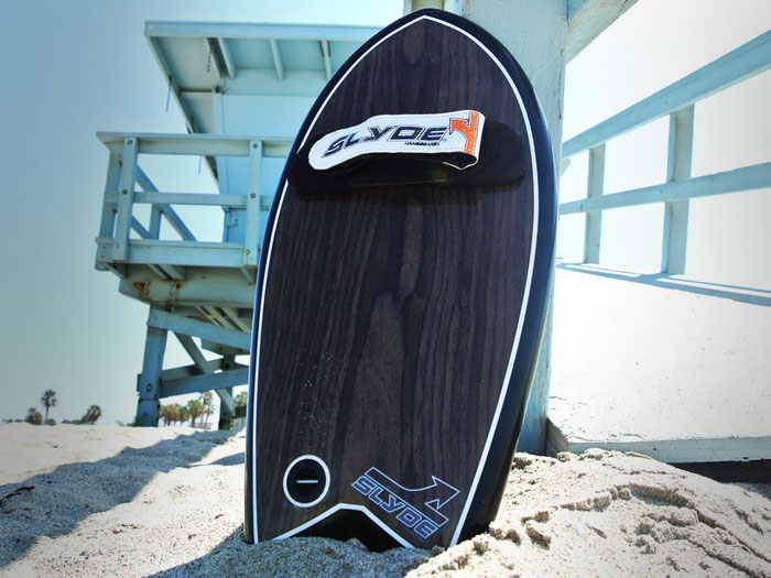 Slyde Handboards Let You Surf With Your Hands
