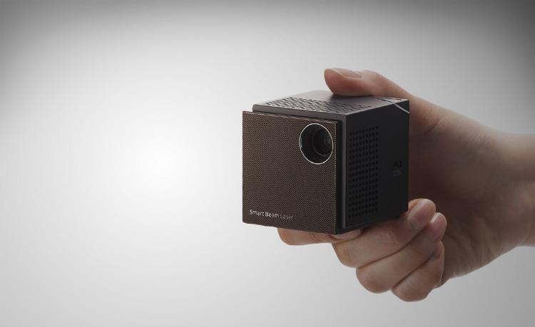 Smart Beam - Tiny Portable Projector - Tiny Laser Projector