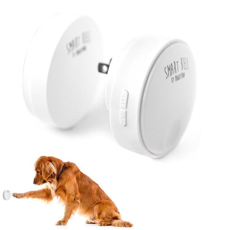 Mighty Paw Smart Dog Door Bell Lets You Know When Your Dog Needs To Go Outside