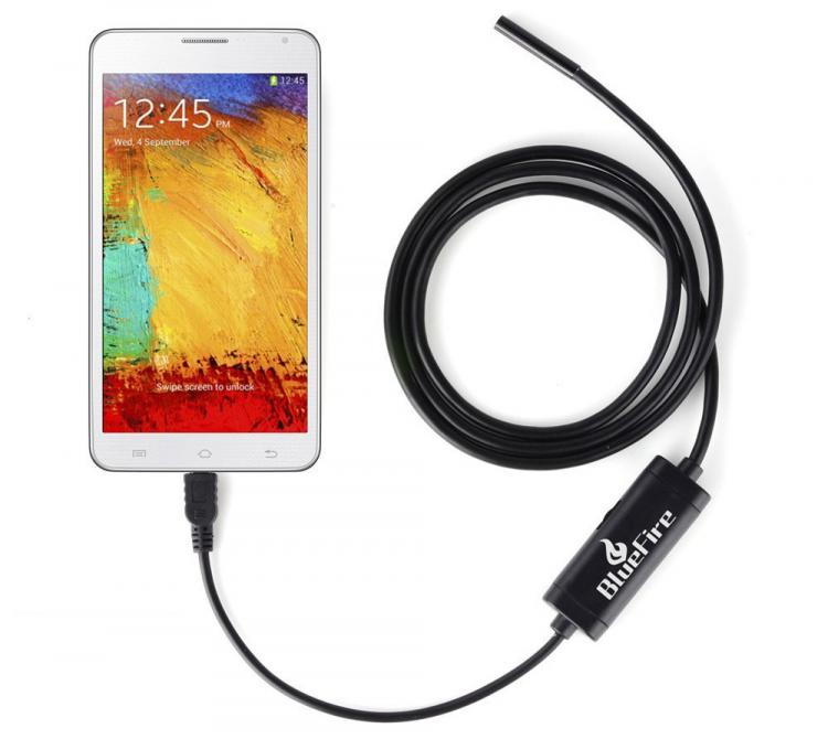 Smart Phone Endoscope Tiny Camera