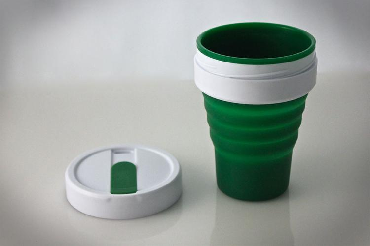 Smash Cup Collapsible Coffee Mug