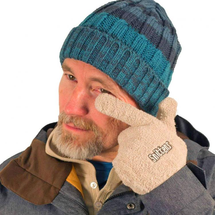 Snittens Mittens/Gloves Made Specifically To Wipe Your Snot - Snot wiping gloves