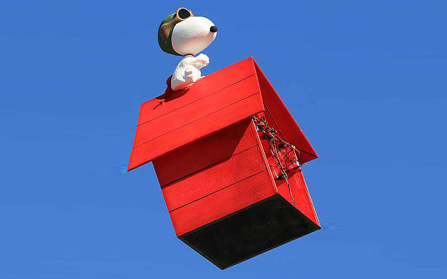RC Snoopy Dog House Quadcopter Drone