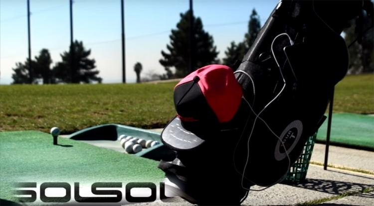 SOLSOL Solar Charging Hat - Solar Panel Cap Charges Your Phone