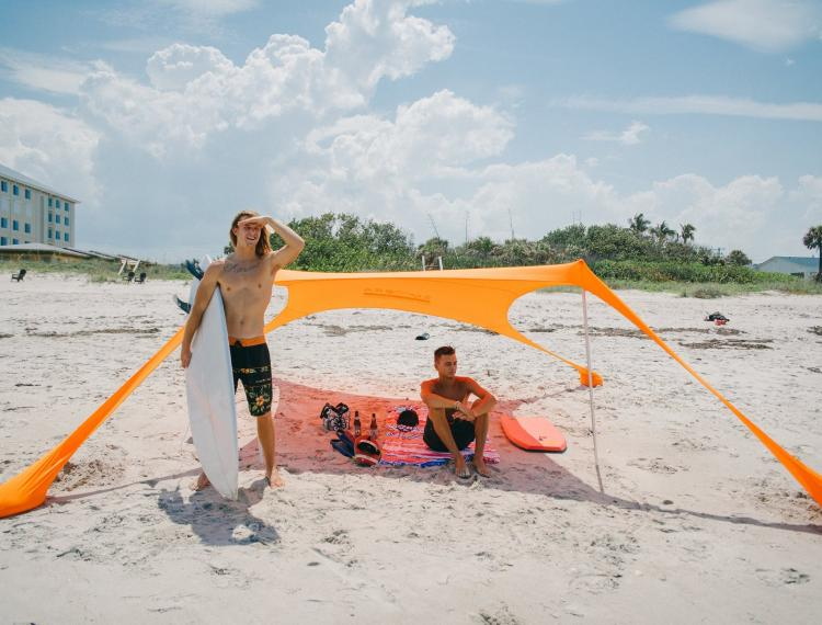 Sombra Shade Instant Beach Shader Tent - Sand Weighted Beach Shade Tent
