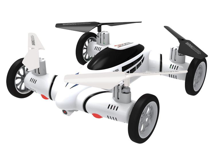 Walmart Search Items Toys Quadcopter : This drone is part rc car flying quadcopter