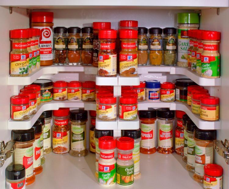 Spicy Shelf Cabinet Organizer   Organize Your Spices   Organize Your  Medicine Cabinet