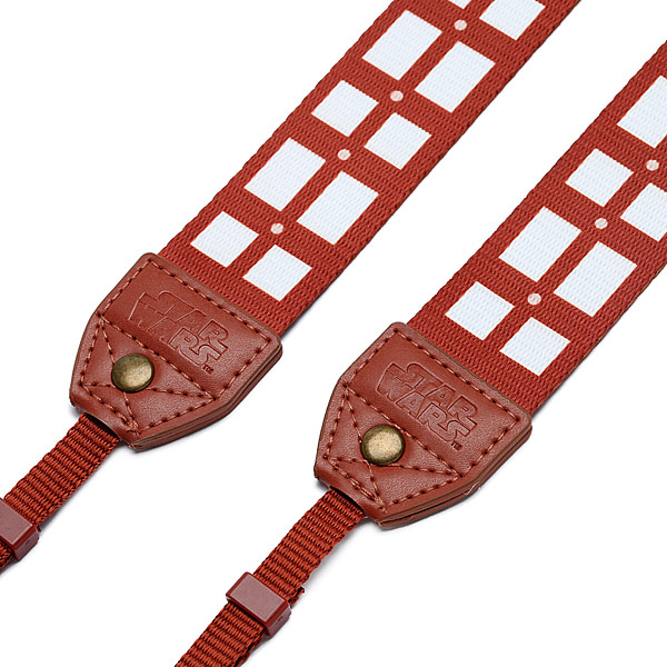 Star Wars Chewbacca Bandolier Camera Strap