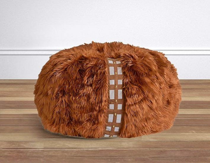 Star Wars Chewbacca Bean-Bag Chair - Wookie Beanbag