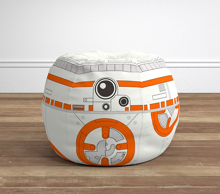 Star Wars BB-8 Droid Bean-Bag Chair - BB-8 Droid Beanbag