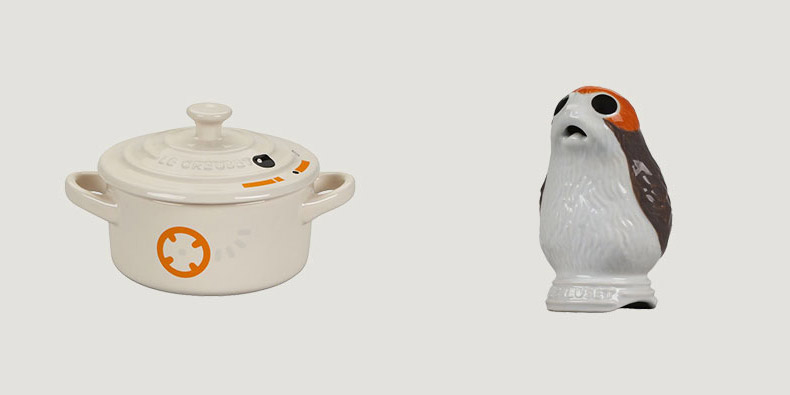 Star Wars Cookware Set - Geeky cooking set - BB8 Cocotte
