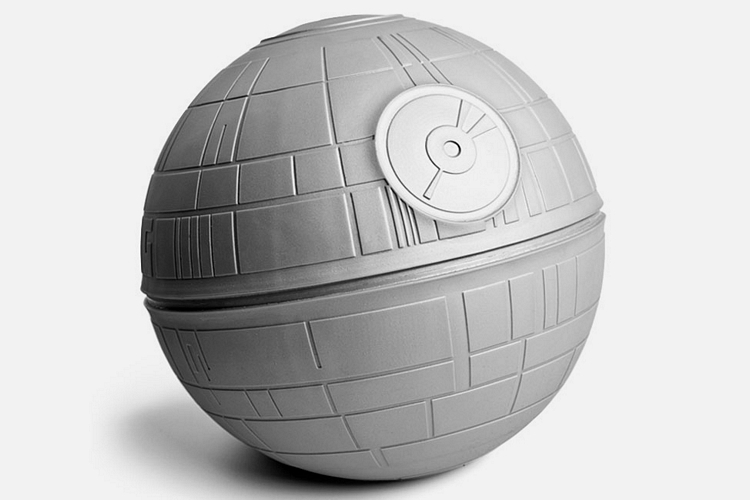 Star Wars Exercise Equipment - Death Star Exercise Ball - Death Star Slam Ball - Death Star Medicine Ball