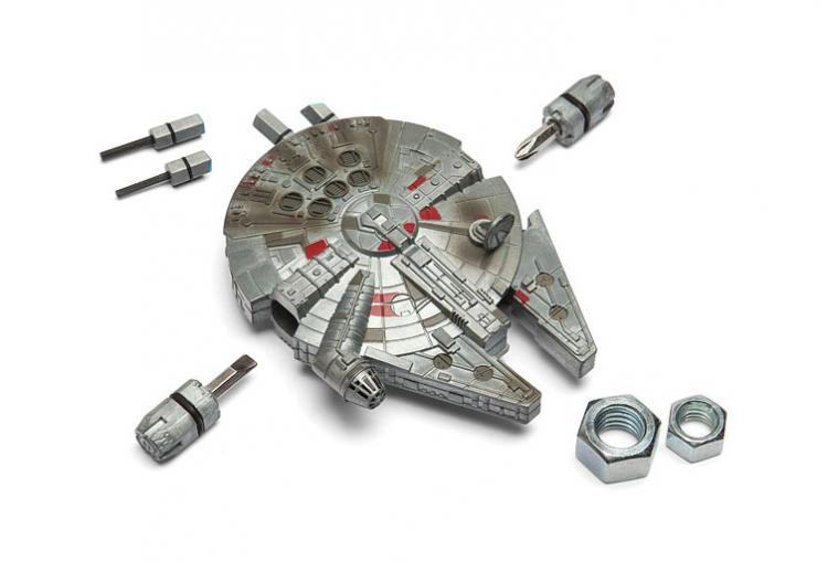 Star Wars Millennium Falcon Multi-Tool - Star wars multi-tool