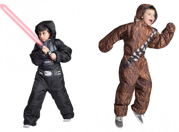 Star Wars Wearable Sleeping Bags