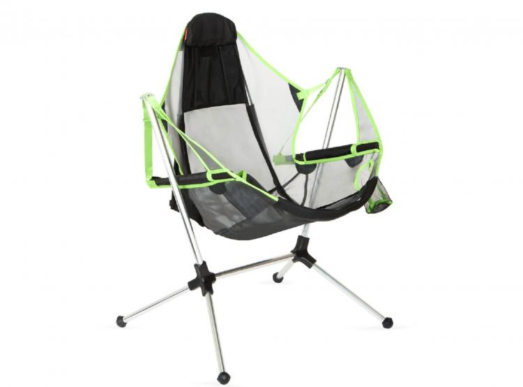 Stargaze Recliner Camping Chair That Swings and Reclines