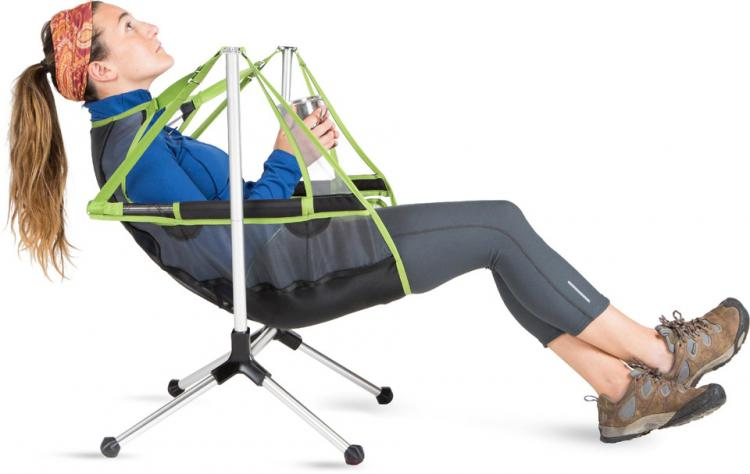 Stargaze Recliner C&ing Chair That Swings and Reclines  sc 1 st  Odditymall & Stargaze Recliner: A Camping Chair That Swings and Reclines islam-shia.org
