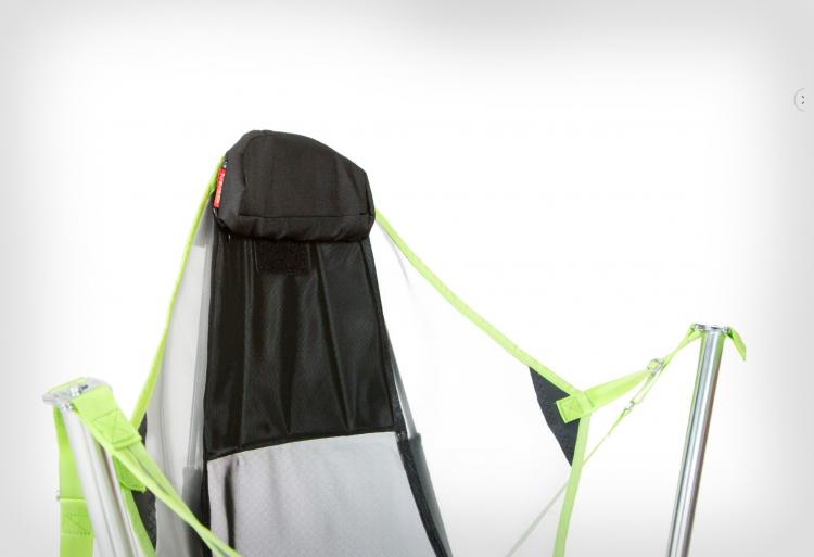 Stargaze Recliner A Camping Chair That Swings And Reclines