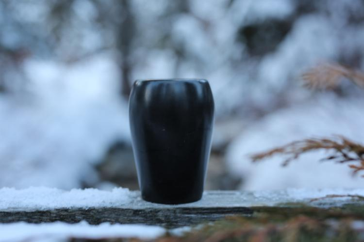 Stone Cup - Artisan-milled Marble Cup - Regulates Drink's Temperature