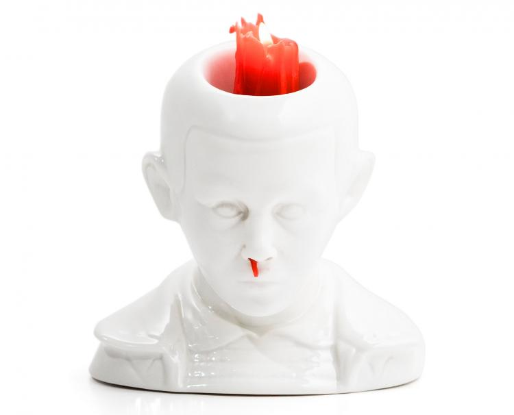 Bleeding Eleven Stranger Things Candle - Netflix Stranger Things Nose Bleed Candle