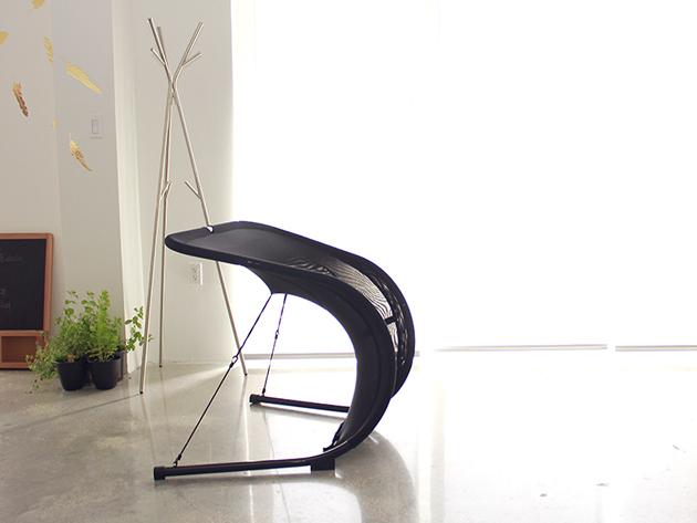 Suzak Elastic Netted Chair