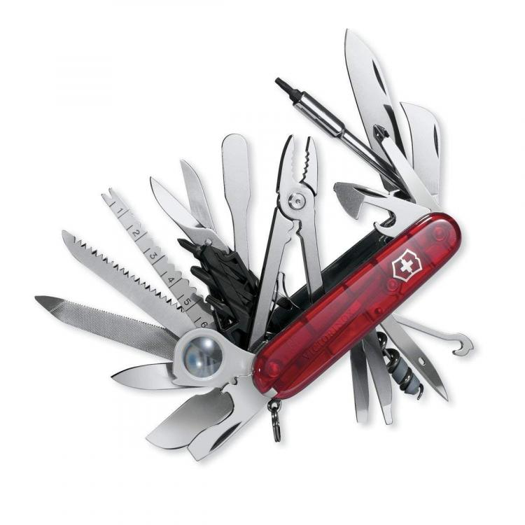 Swisschamp Xavt 83 Function Swiss Army Knife