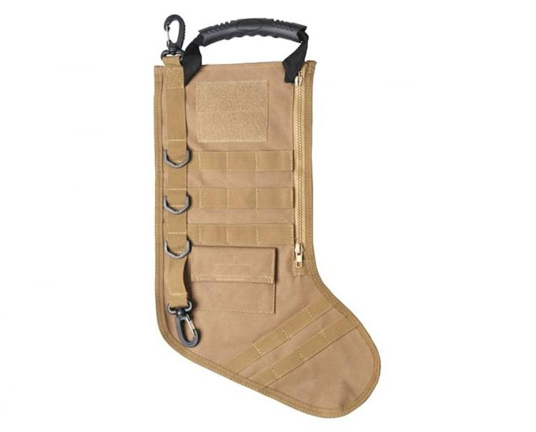 Tactical Christmas Stocking - Military Christmas Stocking