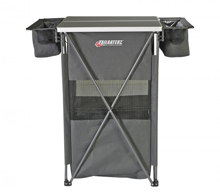 Tailgaterz Tailgating Tavern Popup Serving Table