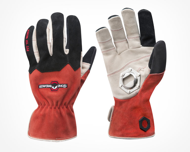 Tailgating Gloves With Embedded Bottle Opener
