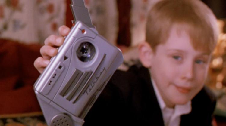 Talkboy From Home Alone 2