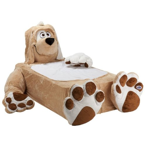 Giant Teddy Bear Bed - Incredibeds teddy bear fitted sheets