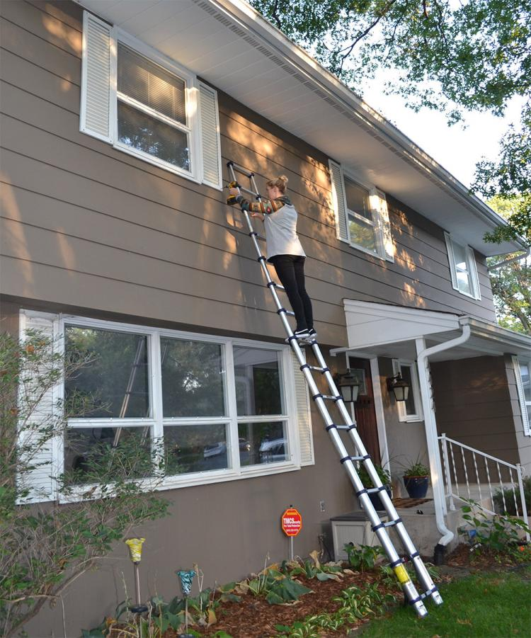 Xtend & Climb Telescoping Extendable Ladder