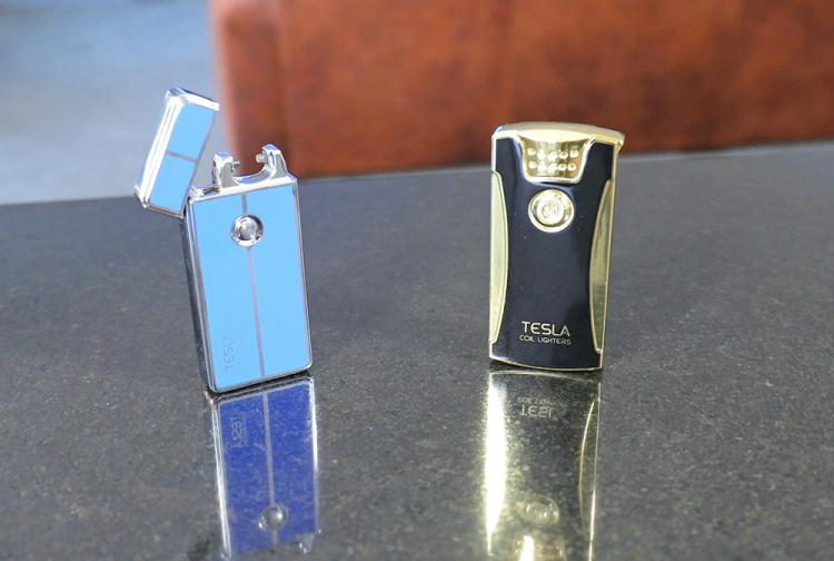 Tesla Coil Lighter - Electric Lighter