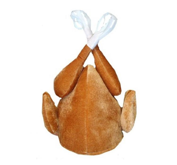 Thanksgiving Brown Turkey Hat