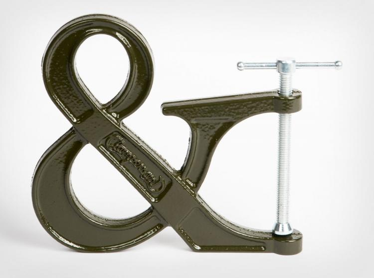 Clampersand Ampersand Clamp - Black