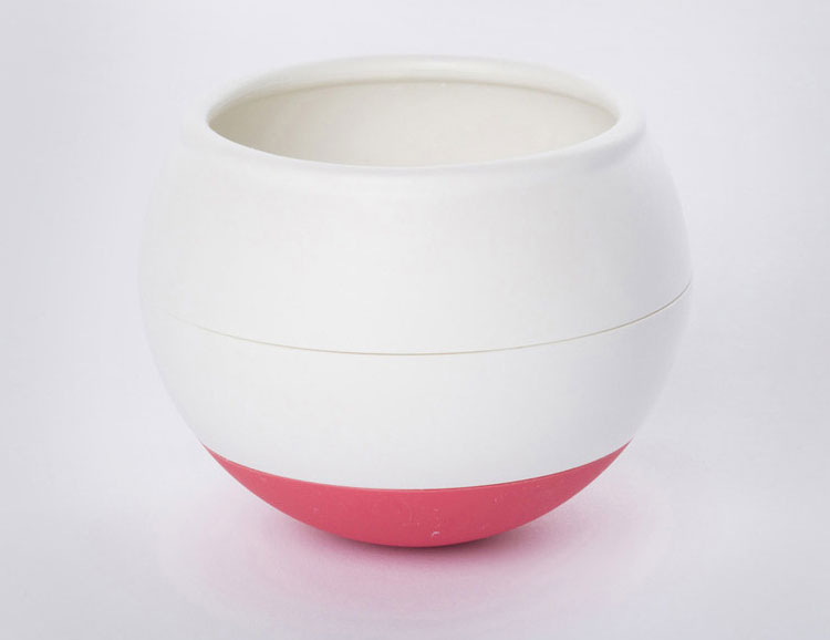 Oppo Food Bowl - Red