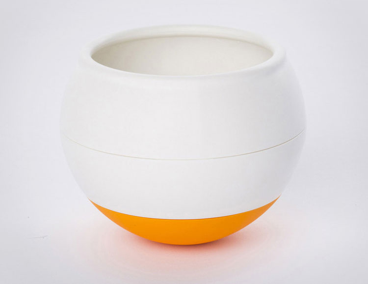 Oppo Food Bowl - Orange