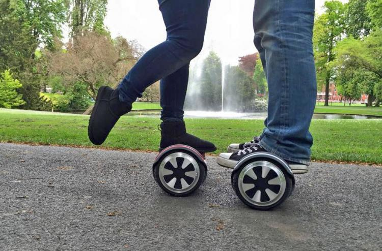 Oxboard - Mini Electric Segway Scooter