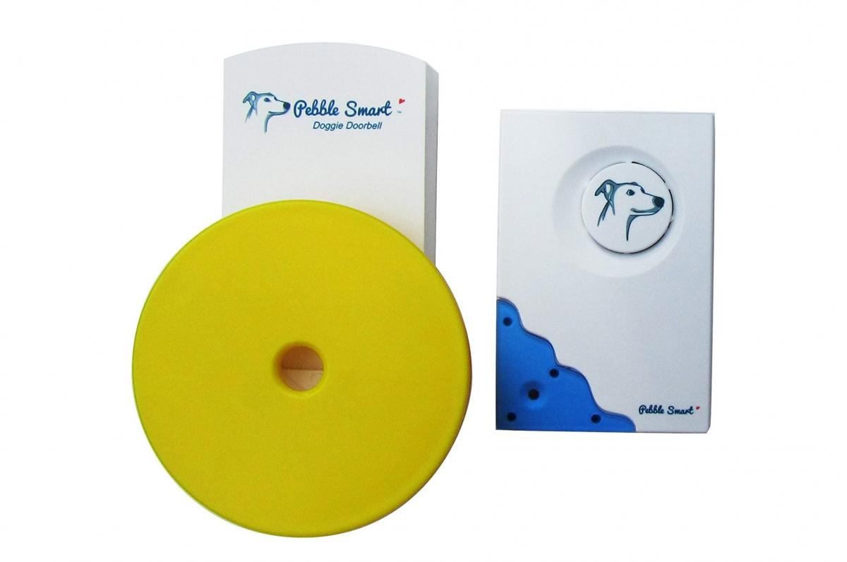 Pebble Smart Doggie Doorbell - Remote doorbell for your dog
