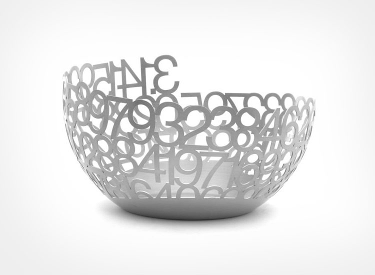Pi Numbers Bowl