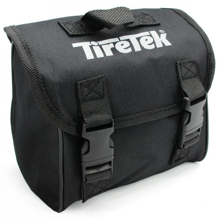 The TireTek Compact Pro Portable Tire Inflator Pump - Inflate Your Tires in an Emergency