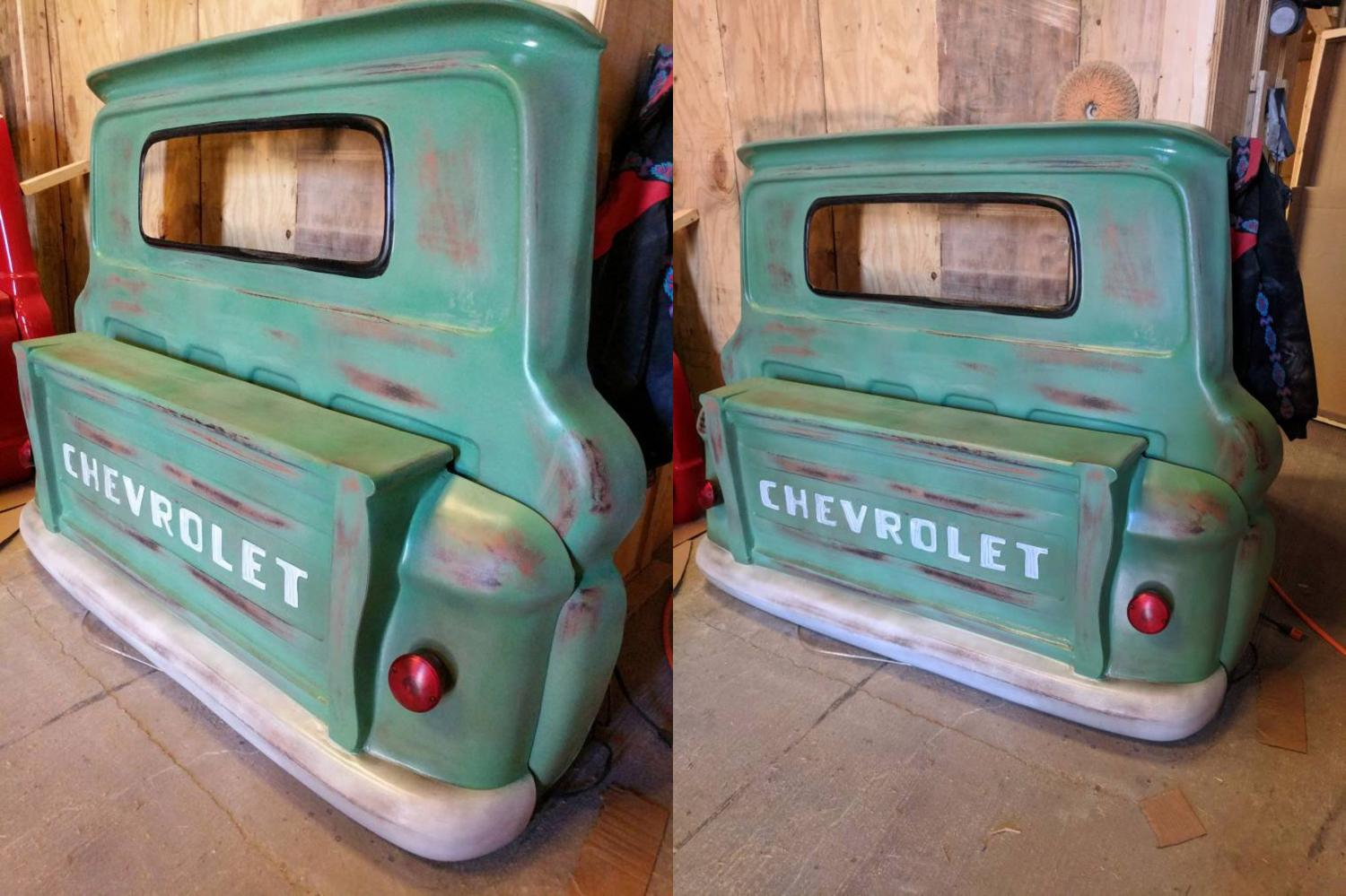 These Beds Made From Vintage Trucks Are The Perfect Bed For Truck Lovers