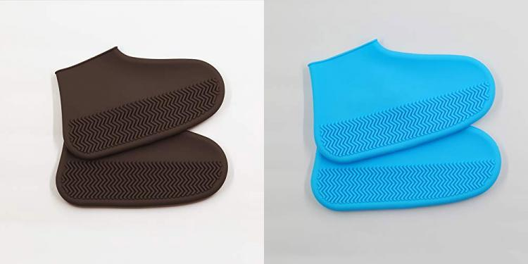 Ultra-elastic Waterproof Silicone Shoe Covers