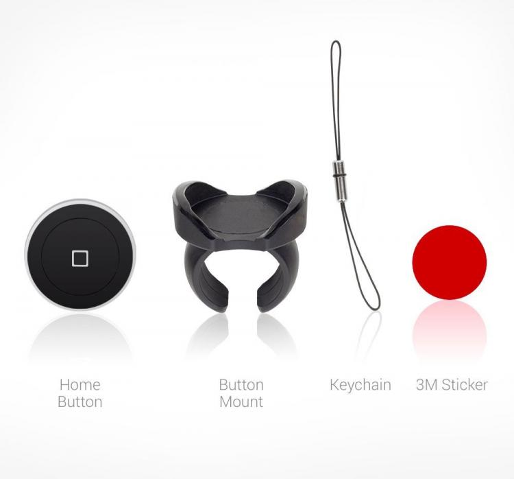 Satechi Bluetooth Home Button Access Siri