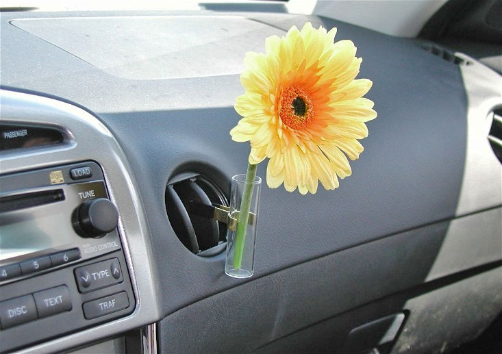 Auto Vase - Flower Vase For Your Car