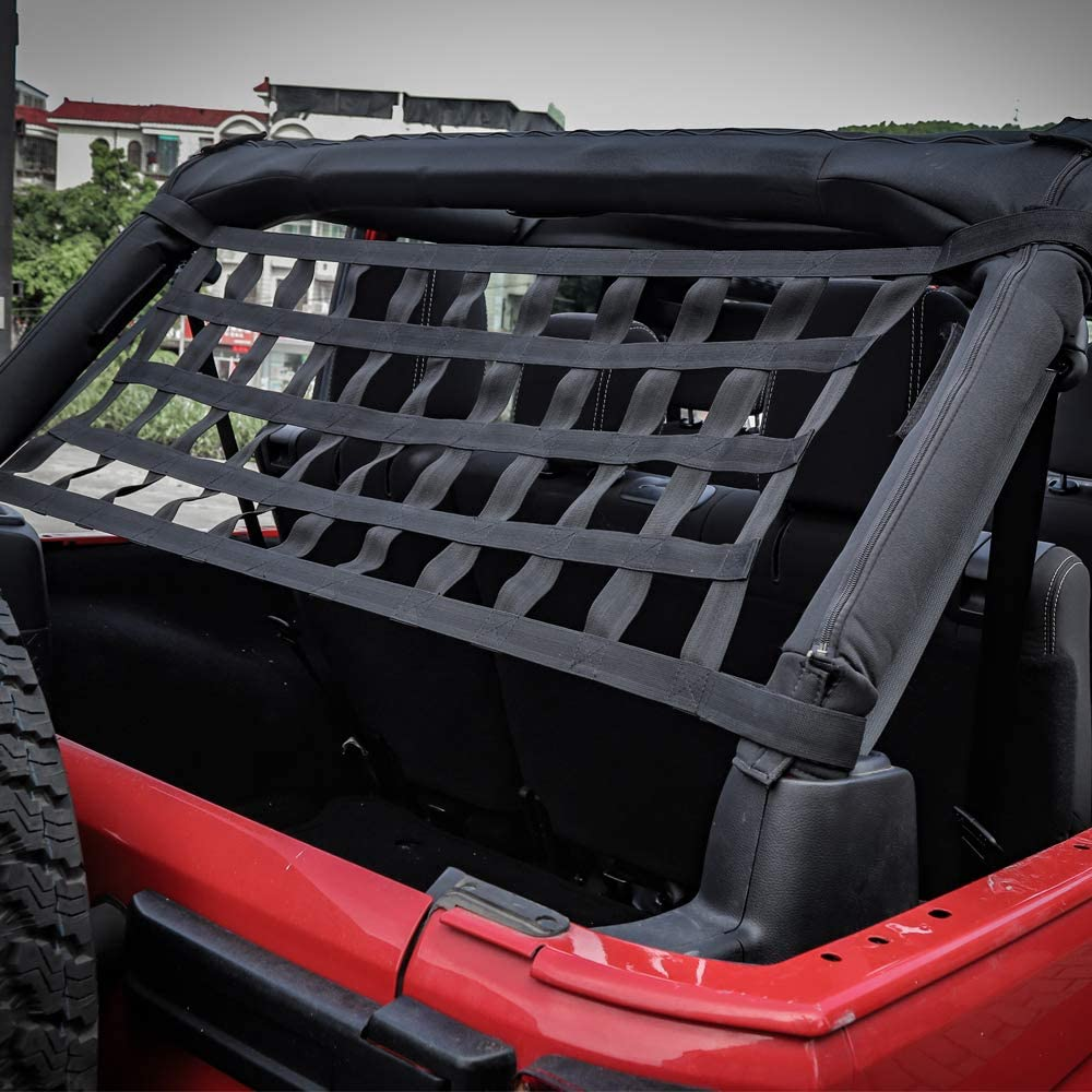Jeep Hammock - Hammock You Can Get For The Top Of Your Jeep That Doubles as a Soft Top