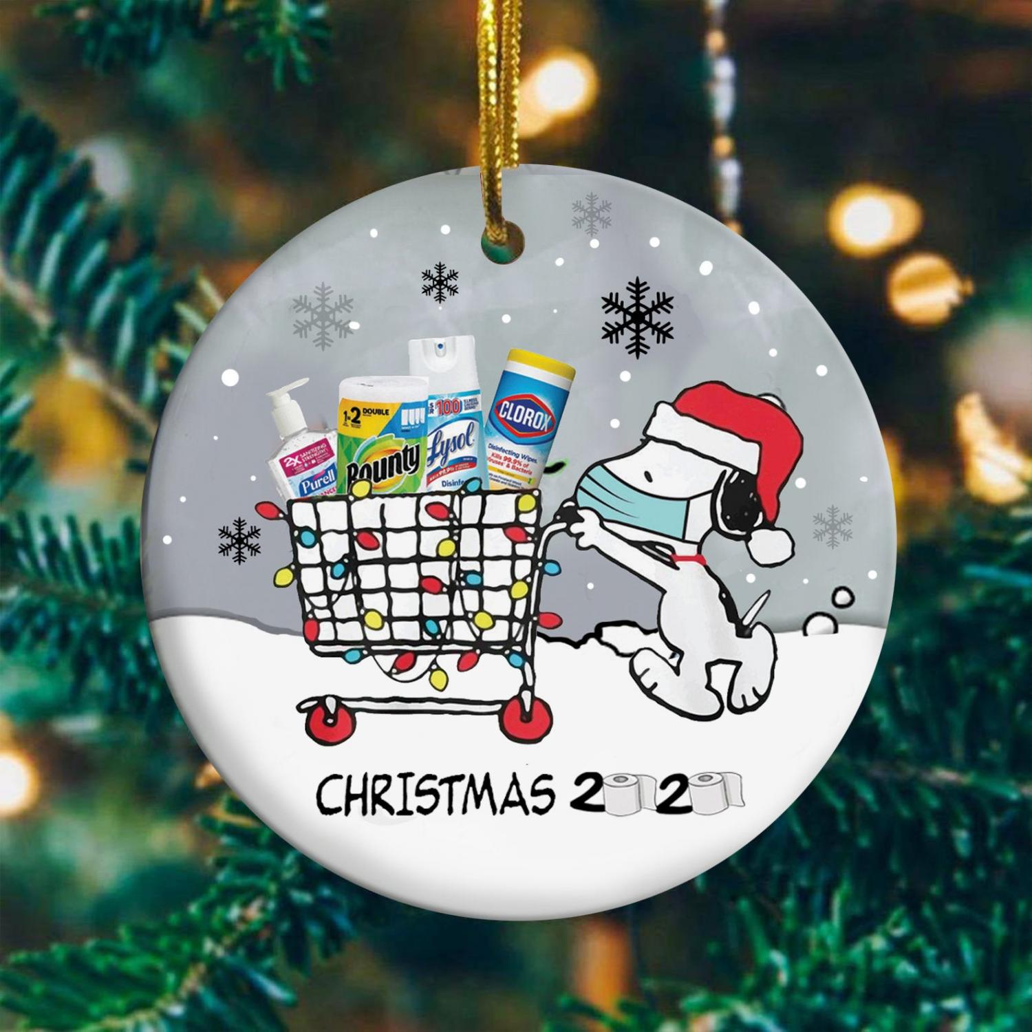 Funny 2020 Christmas Ornament - Best hilarious 2020 ornaments