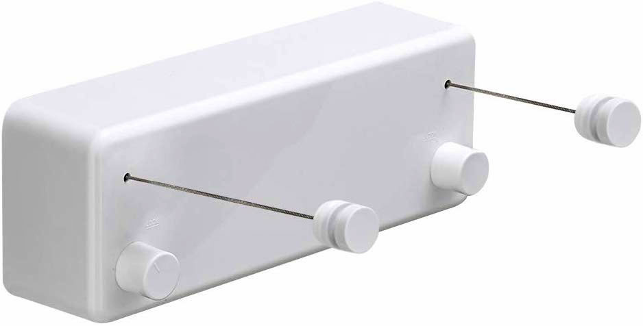 Double Line Retractable Clothesline